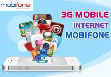 cách đăng ký 3g của mobifone Home