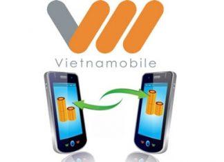 dịch vụ chuyển tiền của vietnamobile Home