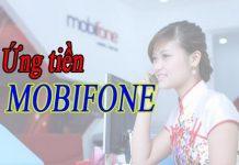 Hướng dẫn cách ứng tiền của Mobifone Home