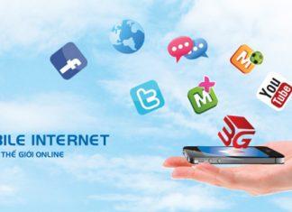 thoải mái lướt web trên dế yêu cả ngày với dịch vụ mobile internet