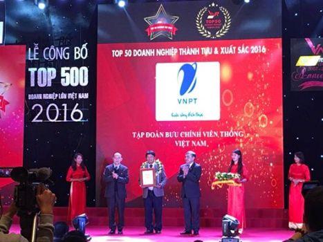 vnpt - doanh nghiệp viễn thông duy nhất lọt top thương hiệu quốc gia 2016 VNPT – doanh nghiệp viễn thông duy nhất lọt Top Thương hiệu quốc gia 2016