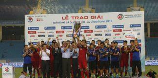 U23 Việt Nam vô địch, VNPT hoành thành sứ mệnh Cup VinaPhone 2018 Home