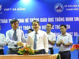 VNPT công bố sẽ hỗ trợ Đà Nẵng xây dựng một nền giáo dục thông minh Home