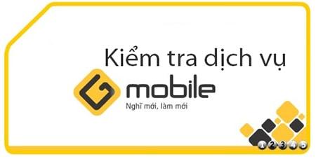 các dịch vụ khuyến mãi của g-mobile Các dịch vụ khuyến mãi của G-mobile