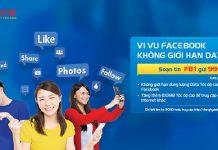 cách đăng ký gói facebook data mobifone lướt facebook không giới hạn