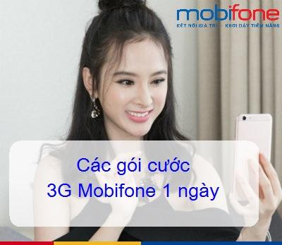 Tổng hợp cách đăng kí 3G Mobifone 1 ngày Tổng hợp cách đăng kí 3G Mobifone 1 ngày