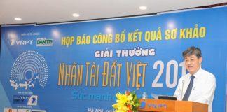 VNPT dành riêng 1,1 tỷ đồng để trao thưởng Giải thưởng Nhân tài Đất Việt 2018