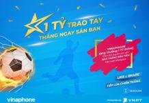 VinaPhone tiếp lửa đội tuyển Việt Nam vào trận chung kết