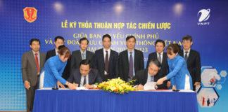 VNPT ký kết thỏa thuận hợp tác chiến lược với Ban Cơ yếu Chính phủ