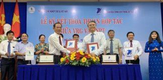 VNPT hợp tác với Tập đoàn Công nghiệp cao su Việt Nam