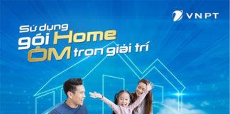 Những lý do bạn nên chọn gói cước Home của VNPT