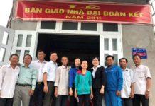 VNPT trao tặng nhà tình thương, nhà tình nghĩa cho hộ nghèo tại Long An