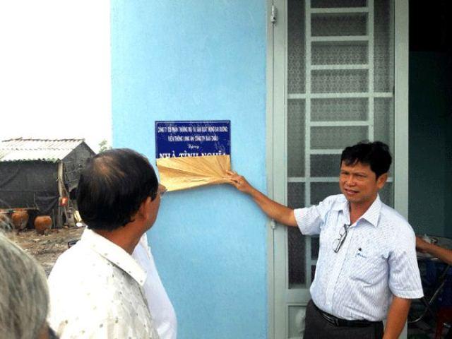 VNPT trao tặng nhà tình thương, nhà tình nghĩa cho hộ nghèo tại Long An VNPT trao tặng nhà tình thương, nhà tình nghĩa cho hộ nghèo tại Long An