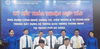 VNPT xây dựng hệ thống giao thông thông minh tại Tp. Đà Nẵng