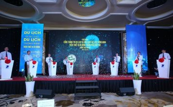 VNPT và UBND Cần Thơ đã tổ chức Lễ khai trương Cổng thông tin du lịch và ứng dụng di động du lịch thông minh